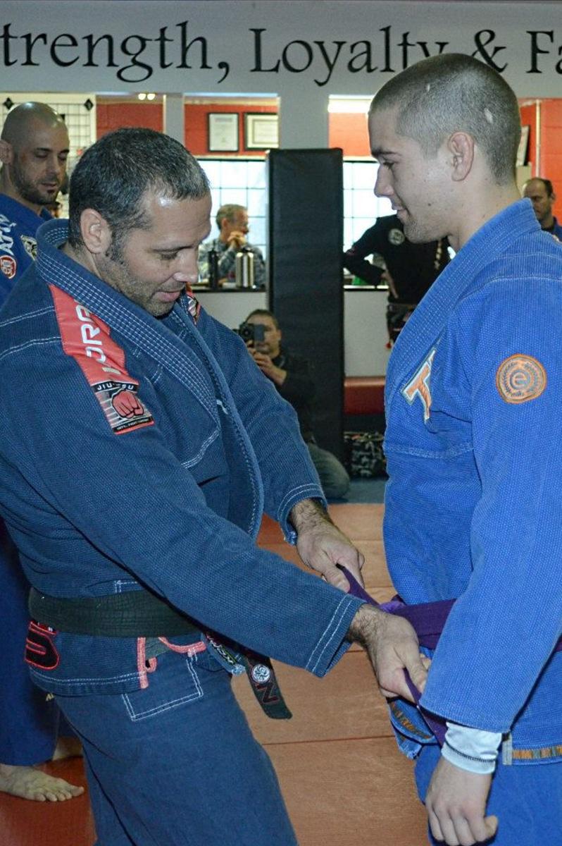 NOS Brazilian Jiu Jitsu Vernon BC - Brody Raffan - Instructors