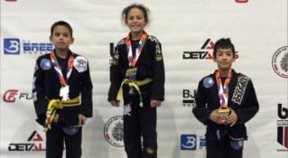 NOS Brazilian Jiu Jitsu Vernon BC Kids BJJ